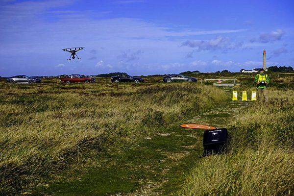 Opération de drone Aérophoto-drones.bzh