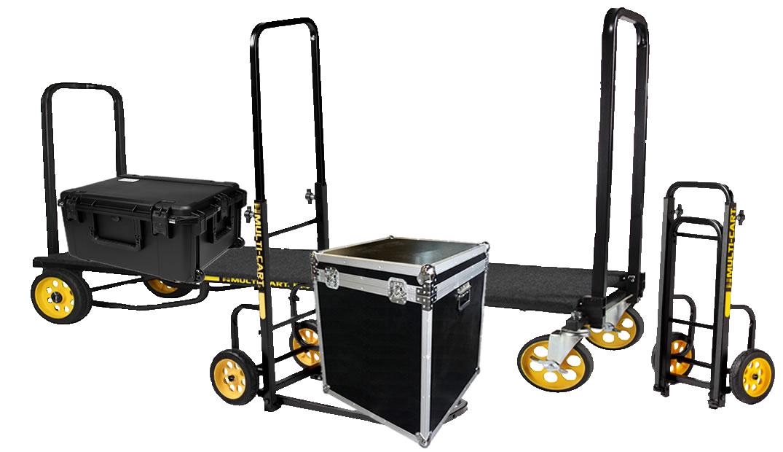 gamme de chariots de transport